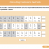How to convert fraction to decimal Year 4 3